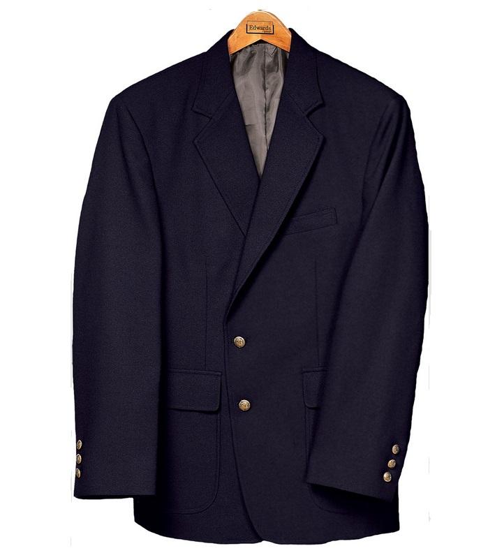 Edwards Men's Value Polyester Blazer