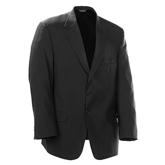 Edwards Wool Blend Single Breasted Suit Coat