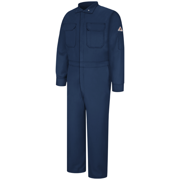 Bulwark Flame Resistant Coveralls made with EXCEL FR Comfort