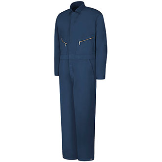Red Kap Insulated Twill Coverall