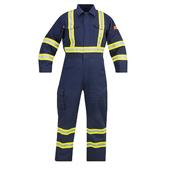 Propper ARC Rated Reflective Cotton/Nylon Coveralls