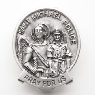 Blackinton St. Michael Visor Clip