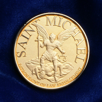 Blackinton St. Michael Coin