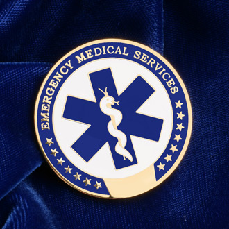 Blackinton EMS Coin