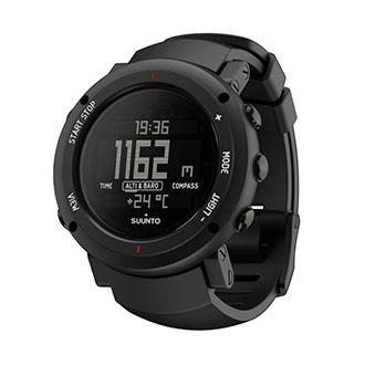 Suunto Core Aluminum Deep Black Watch