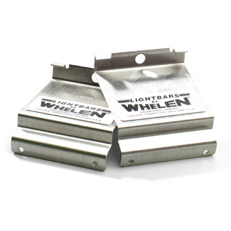 Whelen Engineering Hook-On Mounting Adapters for Whelen Ligh