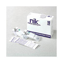 NIK Brown Heroin Drug Test Refill Pack