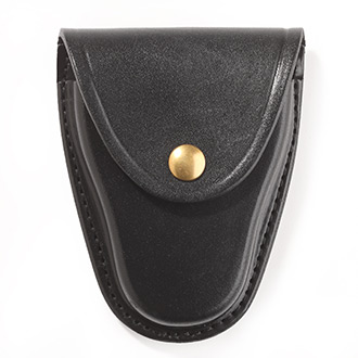 Gould & Goodrich Leather Standard Cuff Case with Snaps