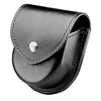 Gould & Goodrich Leather Double Cuff Case