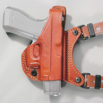 Gould & Goodrich Custom Shoulder Holster System