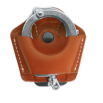 Gould & Goodrich Open Top Paddle Cuff Case