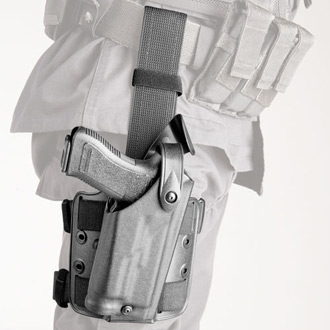 Safariland 6004 Tactical Holster with Light Option