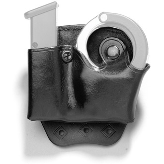 Aker D.M.S. Series Handcuff/Mag Combo for ASP Handcuffs