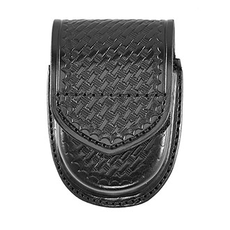 Aker Leather Double Handcuff Case
