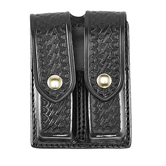 Aker Leather Double Mag Pouch