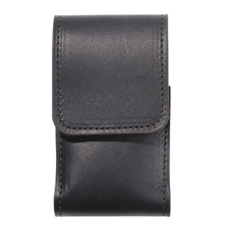 Boston Leather Cell Phone Case for Blackberry 8830 and iPhon
