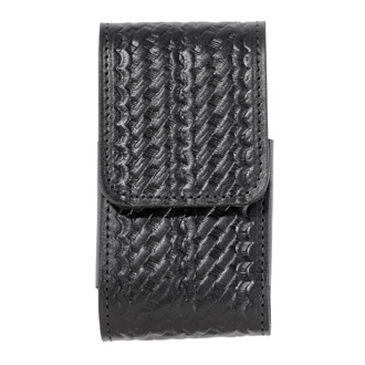 Boston Leather Cell Phone Case for Droid X with Otterbox and