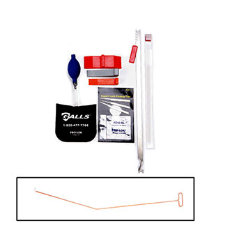 Pro-Lok Rigid Long Arm Tool Kit