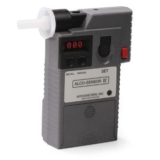 Intoximeters Alco Sensor IV with Memory black dot