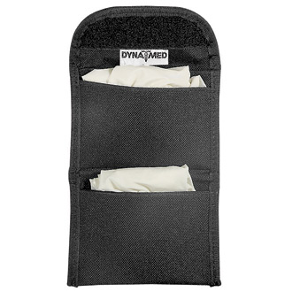 Dyna Med Twin Pocket Foldout Glove Pouch