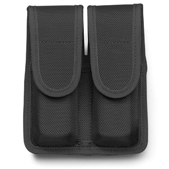 Galls Molded Nylon Double Staggered Mag Pouch - GSA Approved