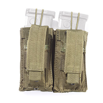 5ive Star Gear Double Open Top M4/M16 Mag Pouch