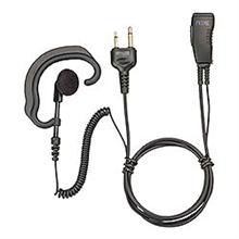 ARC Earphone with Lapel Microphone