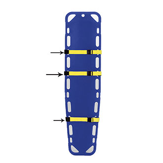 Dyna Med Disposable Patient Restraints 3-Pack
