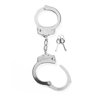 Schrade Professional Series Chain Link Handcuffs