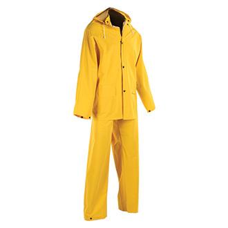 SAS Heavy Duty 3 Piece PVC Rain Suit