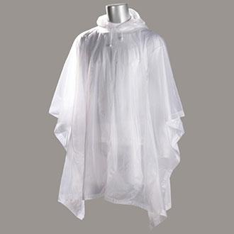 Neese Rainwear Disposable Rain Poncho
