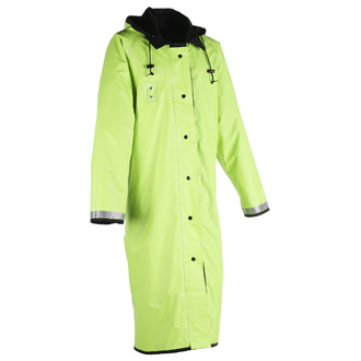 "LawPro 48"" Deluxe Reversible Raincoat with Hood"