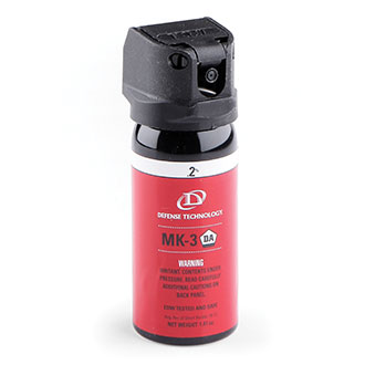 First Defense MK3 Police Size .2 Percent Pepper Spray