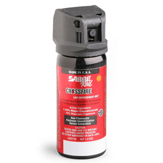 Sabre Red MK 3 Crossfire Spray
