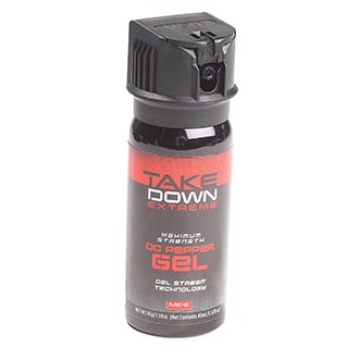Mace Takedown Pepper Gel for MK-3
