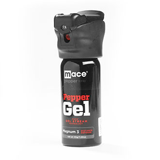Mace MK III Night Defender Pepper Spray with LED