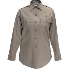 Fechheimer Women's CDCR Class A Long Sleeve Shirt