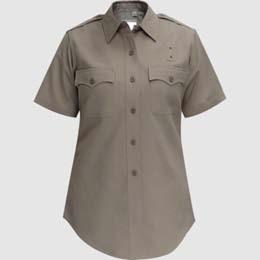 Fechheimer Women's CDCR Class B Short Sleeve Shirt