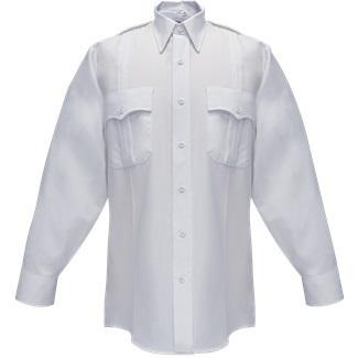 Flying Cross Men's Polyester Cotton Long Sleeve Shirt