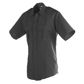 Flying Cross Men's Command Polyester Short Sleeve Shirt
