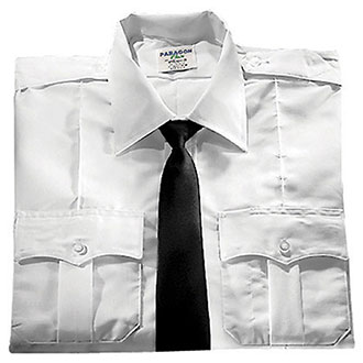 Elbeco Paragon Plus Polyester Cotton Short Sleeve Shirt