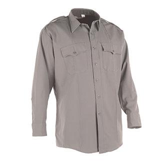 Flying Cross Men's Deluxe Tropical Weave Long Sleeve Shirt