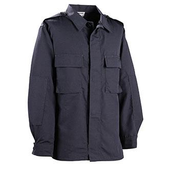 Galls 2 Pocket Long Sleeve Poly Cotton Ripstop BDU Shirt