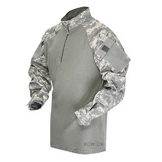 Tru-Spec Quarter Zip Combat Shirt 50/50 Cordura NYCO