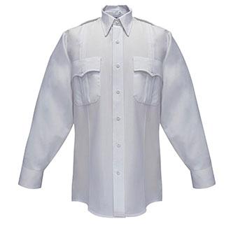 Fechheimer Men's Long Sleeve Command Zip Front Shirt