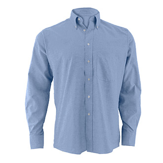 Edwards Men's Long Sleeve Button Down Oxford Shirt