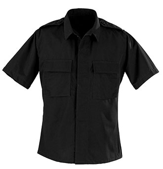 LawPro Super BDU Poly/CottonRip Short Sleeve Shirt