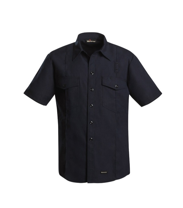 Workrite Nomex IIIA Short Sleeve Western Firefighter Shirt