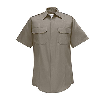 Fechheimer Men's CDCR Class C Line Duty Short Sleeve Shirt