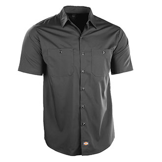 Dickies WorkTech Short Sleeve Premium Ventilated Performance
